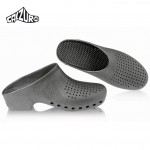 Calzuro Clogs Metalic Grey