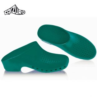 Calzuro Clogs Green