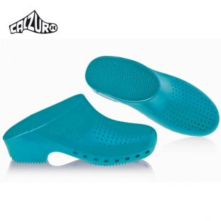 Calzuro Clogs Green Mint