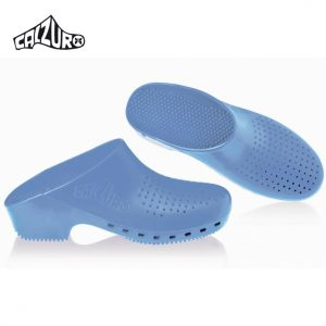 Calzuro Clogs Light Blue