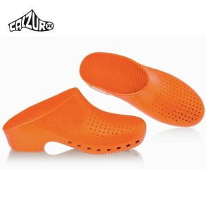 Calzuro Clogs Orange