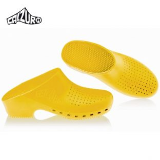 Calzuro Clogs Yellow