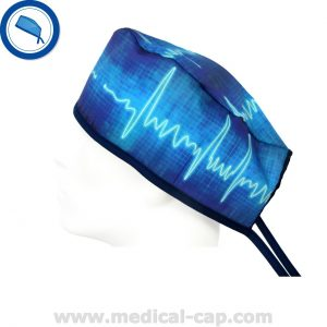 Surgical Caps Cardiology Electrocardiogram - 766