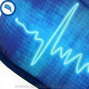Surgical Caps Cardiology Electrocardiogram ECG 766
